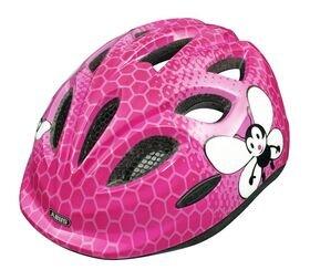 Kask dziecięcy ABUS Smiley Pink Bee