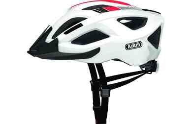 Kask rowerowy ABUS Aduro 2.0 - biały