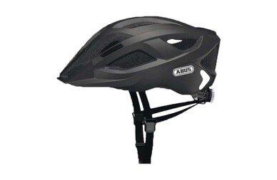 Kask rowerowy ABUS Aduro 2.0 - czarny