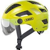Kask rowerowy ABUS Hyban 2.0 Ace Signal Yellow