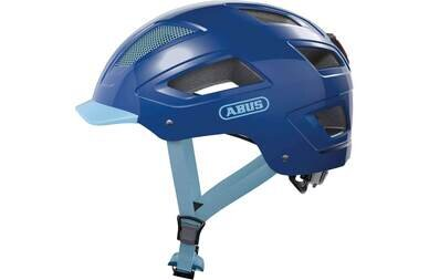 Kask rowerowy ABUS Hyban 2.0 Core Blue