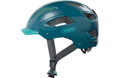 Kask rowerowy ABUS Hyban 2.0 Core Green