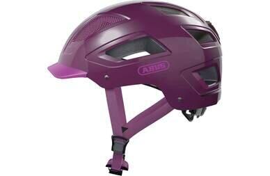 Kask rowerowy ABUS Hyban 2.0 Core Purple