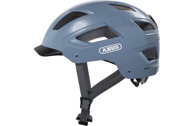 Kask rowerowy ABUS Hyban 2.0 Glacier Blue