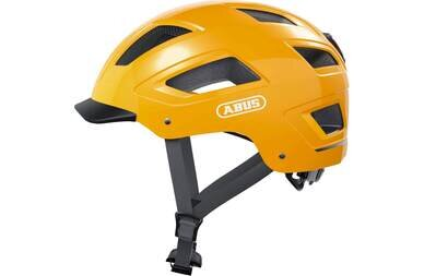 Kask rowerowy ABUS Hyban 2.0 Icon Yellow