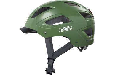 Kask rowerowy ABUS Hyban 2.0 Jade Green
