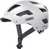 Kask rowerowy ABUS Hyban 2.0 Polar White