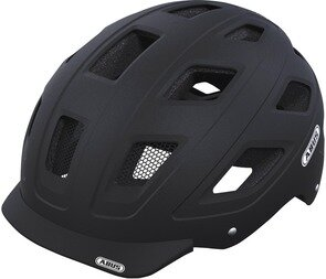 Kask rowerowy ABUS Hyban BlackMat