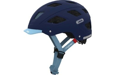 Kask rowerowy ABUS Hyban Core, granatowy