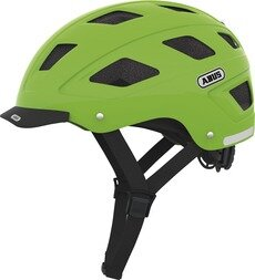 Kask rowerowy ABUS Hyban Green Mat