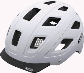 Kask rowerowy ABUS Hyban WhiteMat