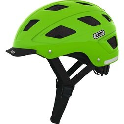 Kask rowerowy ABUS Hyban, zielony