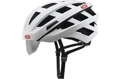 Kask rowerowy Abus In-Vizz Ascent, biały