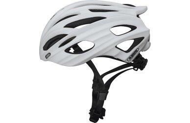 Kask rowerowy Abus In-Vizz, biały