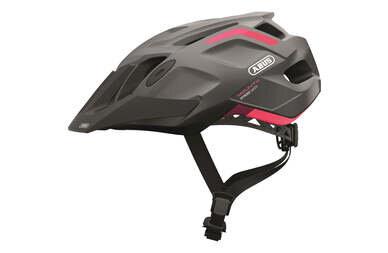 Kask rowerowy Abus MountK Fuchsia Pink