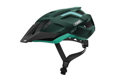 Kask rowerowy Abus MountK Smaragd Green