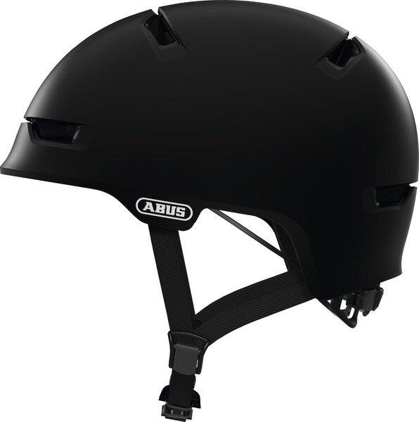Kask rowerowy Abus Scraper ACE 3.0 Velvet Black