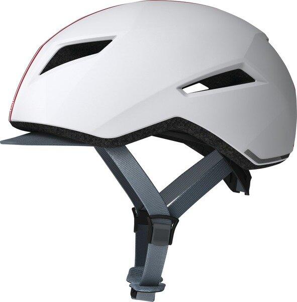 Kask rowerowy Abus Yadd-I, biały / szary
