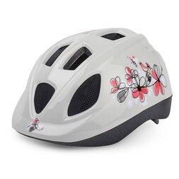 Kask rowerowy dla dzieci Polisport (Flowers)