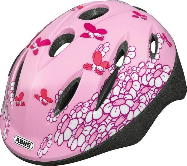 Kask rowerowy dziecięcy ABUS Smooty Pink