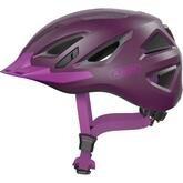 Kask rowerowy miejski Abus Urban-I 3.0 Core Purple