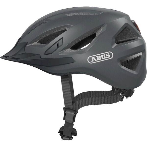 Kask rowerowy miejski Abus Urban-I 3.0 Titan