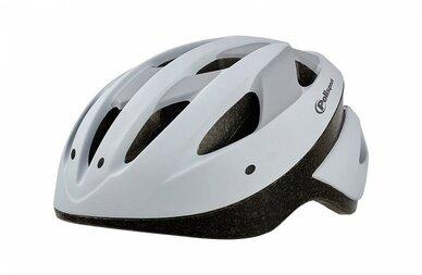 Kask rowerowy Polisport Sport Ride biały/szary