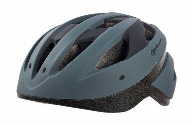 Kask rowerowy Polisport Sport Ride szary/czarny