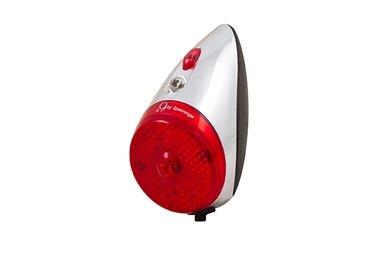Klasyczna tylna lampka rowerowa Spanninga Nr 9 Xb na dynamo