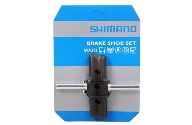 Klocki hamulcowe Shimano M70T2 V-brake