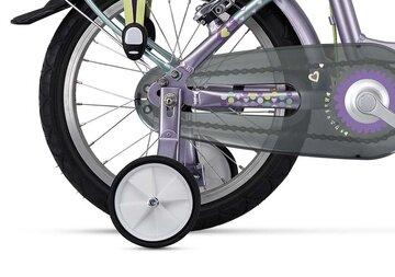 Kółka boczne do rowerka dziecięcego Lief!