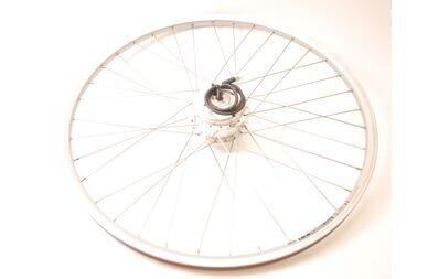 Koło z silnikiem do roweru elektrycznego Batavus Mambo / Fuego E-go