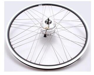 Kompletne koło z silnikiem SANYO do Sparta E-motion
