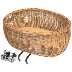 Koszyk rowerowy dla psa Basil Pluto
