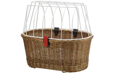 Koszyk rowerowy dla psa KlickFix Doggy Basket Plus GTA