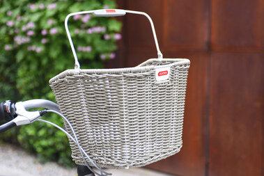 Koszyk rowerowy Klickfix Structura Retro