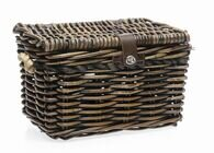 Koszyk rowerowy New Looxs Melbourne brązowy