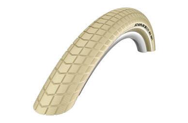 Kremowa opona rowerowa Schwalbe Little Big Ben 28x1.50 (40-622)