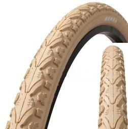 Kremowa pona rowerowa Kenda K935 28 x 1,6 (42-622)
