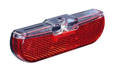 Lampka tylna Trelock LS613 Duo Flat