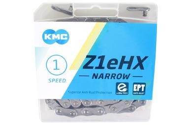 Łańcuch KMC Z1HX Narrow 128 ogniw do E-bike
