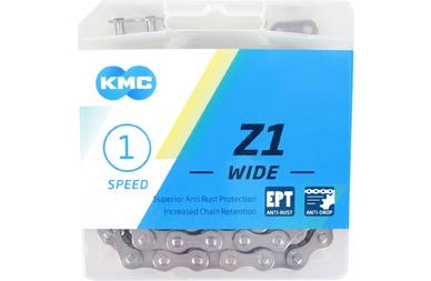 Łańcuch nierdzewny KMC Z1XRB EcoProteQ - Single Speed