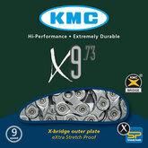 Łańcuch rowerowy KMC X9.73
