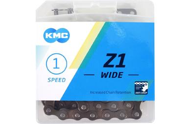 Łańcuch rowerowy KMC Z1 biegi w piaście