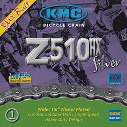 Łańcuch rowerowy KMC Z510 HX - torowy