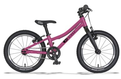 Lekki rower dla dziecka KUbikes 16 S