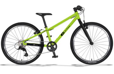 Lekki rower dla dziecka KUbikes 24 S