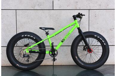 Lekki rower dla dziecka KUbikes Fat Bike 20
