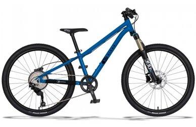 Lekki rowerek amortyzowany KUbikes 24 MTB DISC