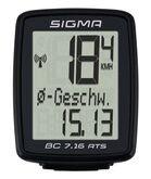 Licznik bezprzewodowy Sigma BC 7.16 ATS